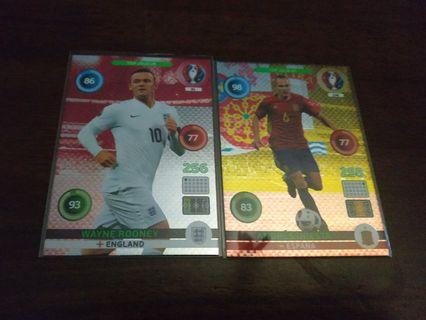 🚚 Panini adrenalyn xs match attax