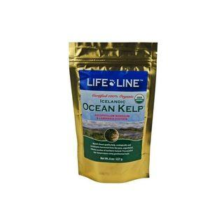 LIFE LINE ORGANIC OCEAN KELP 有機海藻粉 8OZ