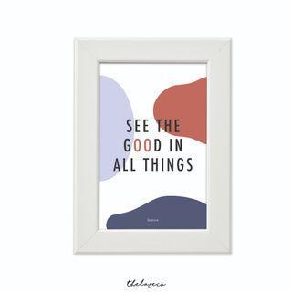 Inspiration Quotes Prints
