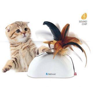 GIGWI PET DROID 電動貓玩具 躲貓貓