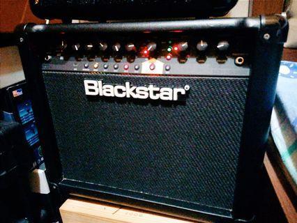 Blackstar ID 15 TVP guitar amp marshall fender vox tube sim effect 真空管模疑 音箱