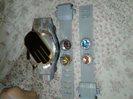 Kamen rider wizard dx belt