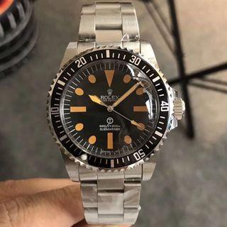 Rolex oyster submariner vintage special edition watches