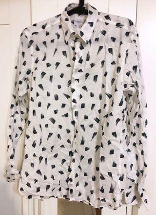 Agnes B Shirt size S