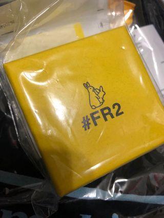 FR2 耳環 抗過敏 金