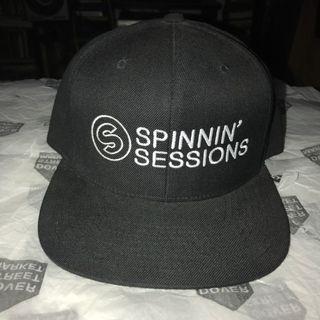 Spinning Record Cap