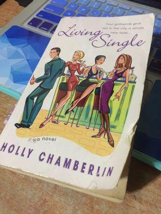 Living Single by Holly Chamberlin
