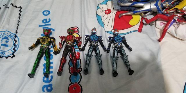 幪面超人玩具