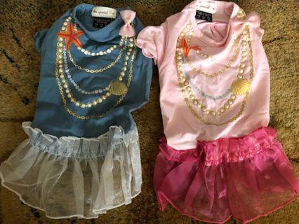 Tutu dress for small dogs (2 - 3kg)