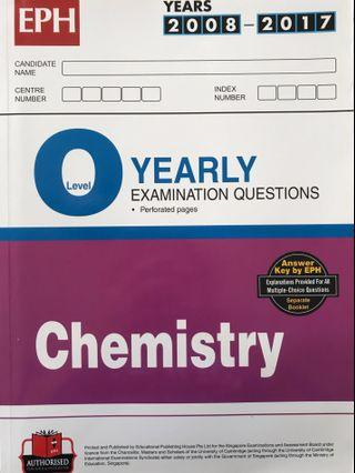 2 available Chemistry Olevel yearly TYS