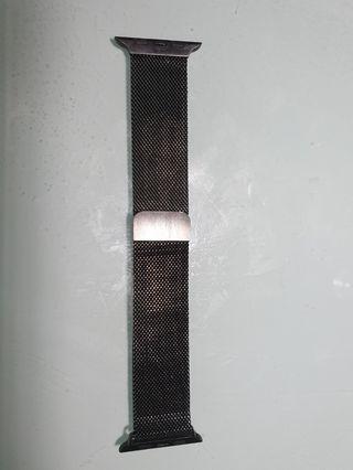 Apple Watch Stainless Steel 42/44mm Watch Milanese Mesh Strap