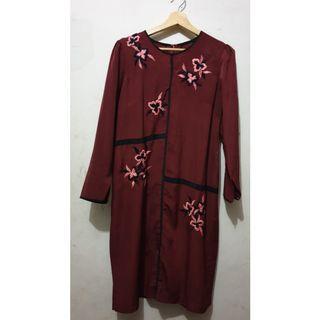 Tunik baju muslim atasan muslimah wear