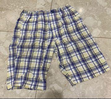 Boy Checkered Pants