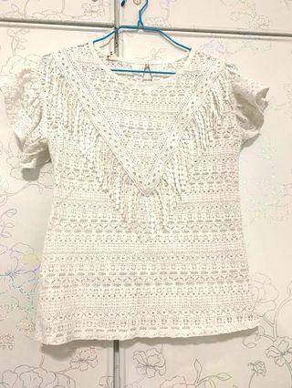🚚 Free Lace TOP #EndgameYourExcess