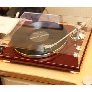 【清倉減價】黑膠唱機TEAC TN-300 淺楓木色 - 只有一件