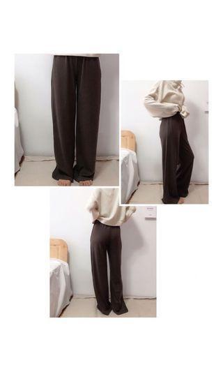 🚚 Meierq 螺紋褲