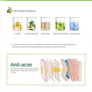 Acne Treatment Blackhead Removal Pores Acne Scar Removal Cream