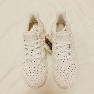 🚚 AUTHENTIC CLIMA TRIPLE WHITE ADIDAS ULTRABOOST