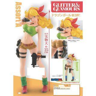 🚚 [日本🇯🇵空運正品]GLITTER&GLAMOURS G&G 七龍珠 蘭琪 公仔_toy