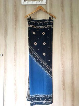 Batik Celup Scarf