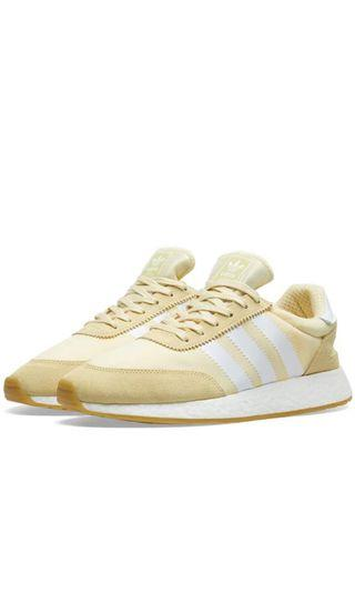 1b3e4b1b13eae6 Adidas Iniki I-5923 Clear Yellow   White for Woman (All size available