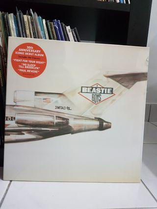 Beastie Boys - Licensed To Ill 2016 Reissue LP