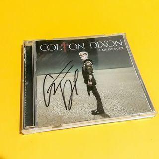 Colton Dixon Signed Album