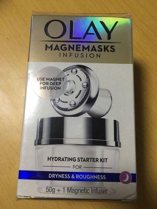 Okay 微磁導入面膜 magnemasks 全新未開封