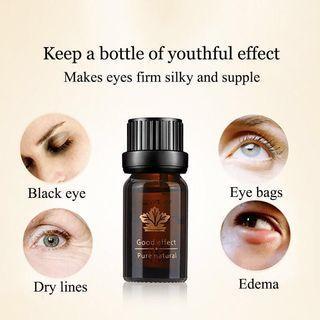 Eye Treatment Essence for Dark Circles Puffiness Eye Bags Eye Care