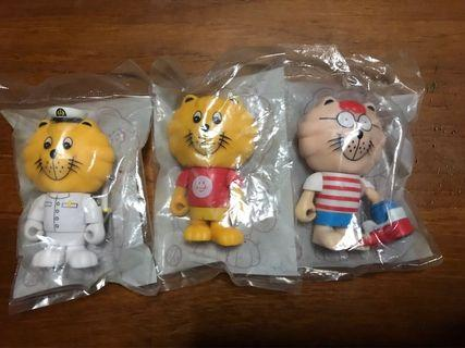 Singa Figurines #endgameyourexcess