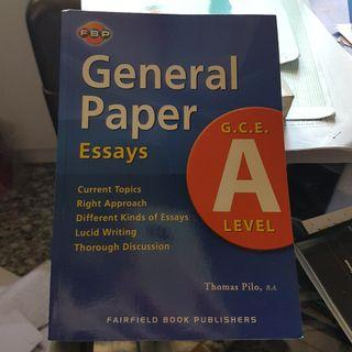 NEW GP Essays