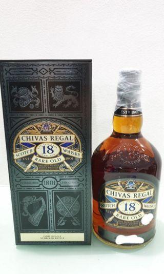 Chivas 18 Rare Old (Very Rare)
