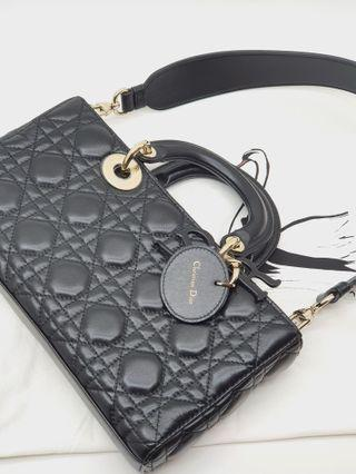 🔥DEAL - Like New Dior Lady Bag