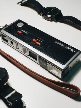 Minolta Autopak 450EX (1977)