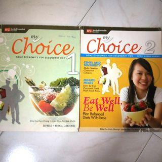 My Choice Home Economics Secondary 1 & 2