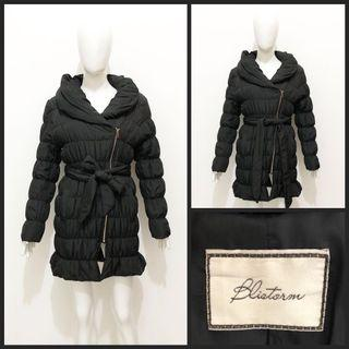 Bliatorm black winter coat / jacket