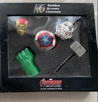 Avengers Keychains
