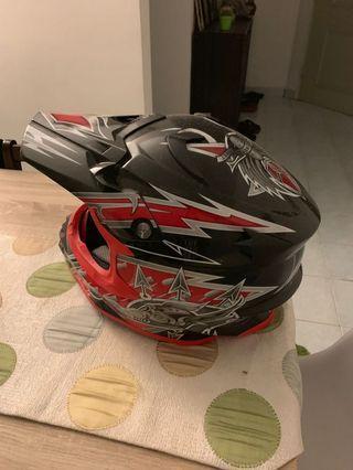 Helmet Scrambler