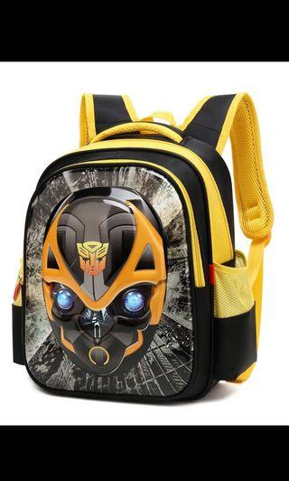 Bumblebee School Bag