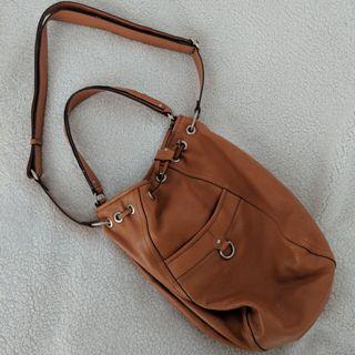 Boho chic handbag
