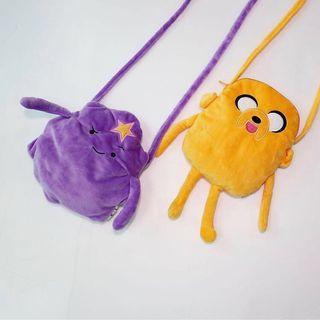MINISO Adventure Time Sling Bag
