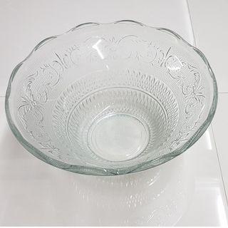 Large Crystal / Glass Bowl