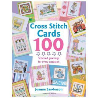 100 Cross Stitch Card Designs by Joanne Sanderson 2009 十字繡高清電子書 HD pdf