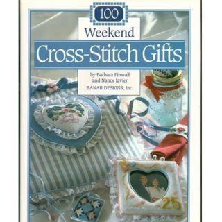 100 Weekend Cross Stitch Gifts 1993 十字繡高清雜誌電子書HD pdf
