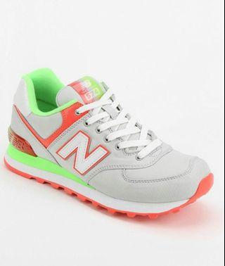 Authentic New Balance 574 WI574apn Alpine