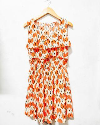 雪紡洋裝 超級仙洋裝 #半價衣服拍賣會
