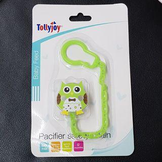 Tollyjoy Pacifier Safety Chain