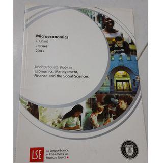 LSE Microeconomics study guide