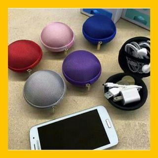Charger/Earphone/Accessories Hard Case Organizer