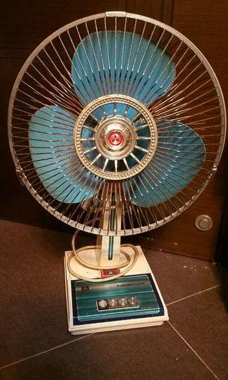 30cm中古三菱電風扇
